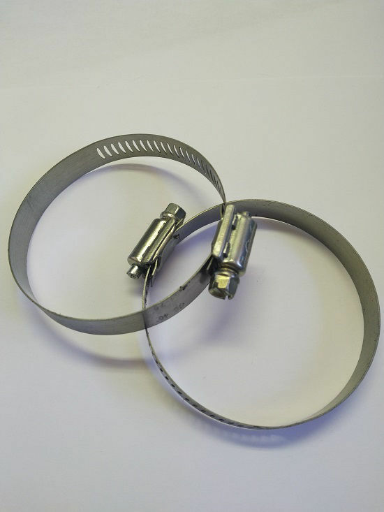 Picture of STAINLESS STEEL HOSE CLAMPS