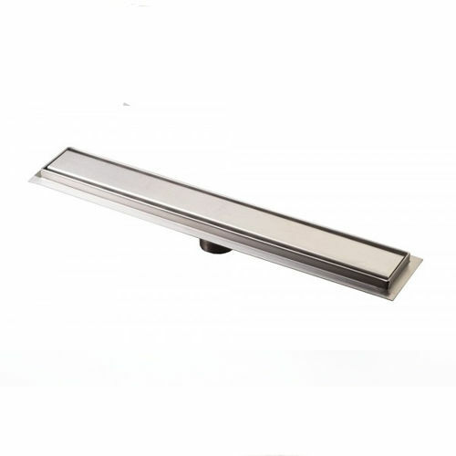 Picture of 500 mm Solid Plate Shower Channel