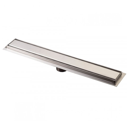 Picture of 860 mm Solid Plate Shower Channel