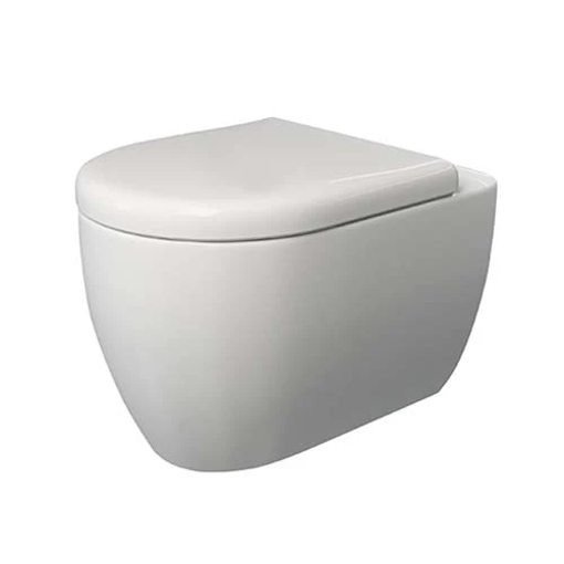 Picture of Avensis Wall Hung Pan With Soft Close Seat