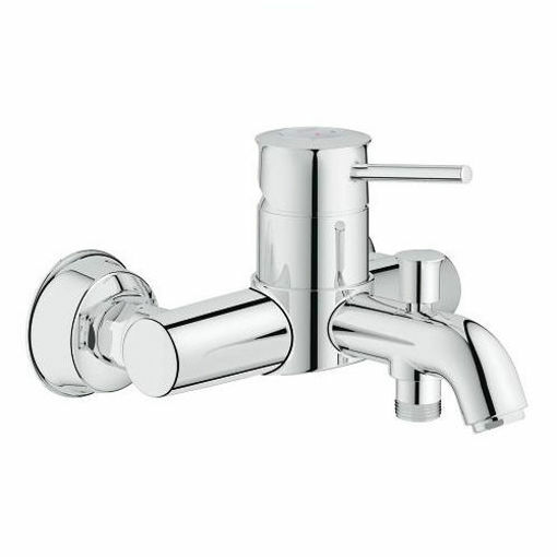 Picture of BAUCLASSIC SINGLE LEVER BATH MIXER (EXPOSED)