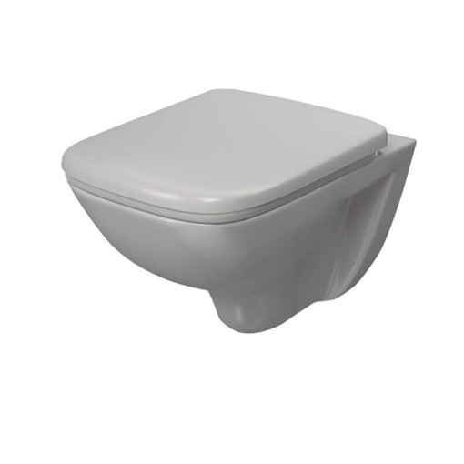 Picture of C2 WALL HUNG PAN WITH SOFT CLOSE SEAT