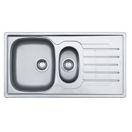 Picture of Cascade Cdx 651 Sngle Bowl & Tidy 925X500X171/139