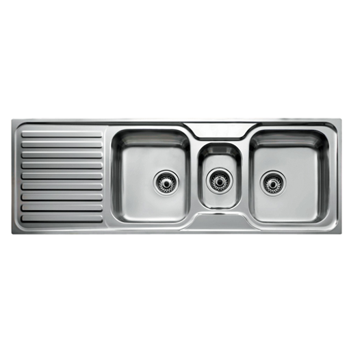 Picture of Classic 2.5B 1D Sink 1400 x 500