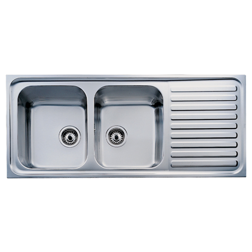 Picture of Classic 2B 1D Sink 1160 x 500