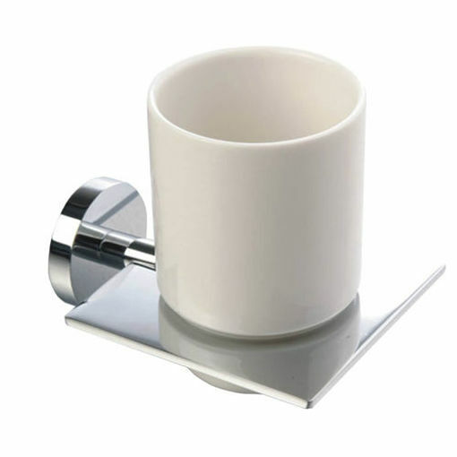 Picture of COMO TUMBLER HOLDER CERAMIC