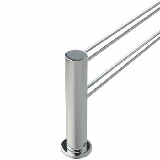 Picture of Demola Double Towel Rail - 760 Mm