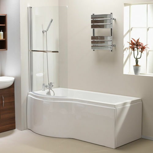 Picture of Discovery Shower Bath Left Side 1700 x 700