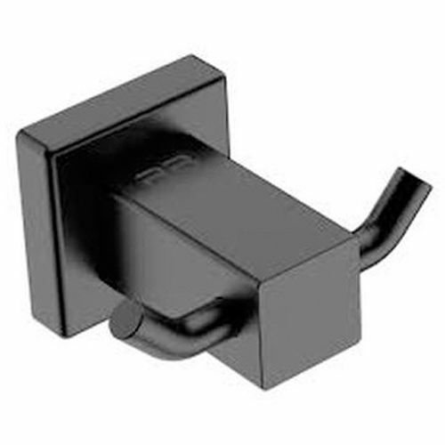 Picture of Double Robe Hook 8511 Matt Black