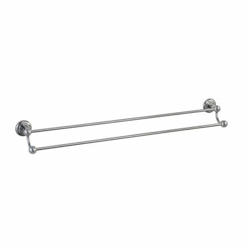 Picture of Elegance Double Towel Rail 900