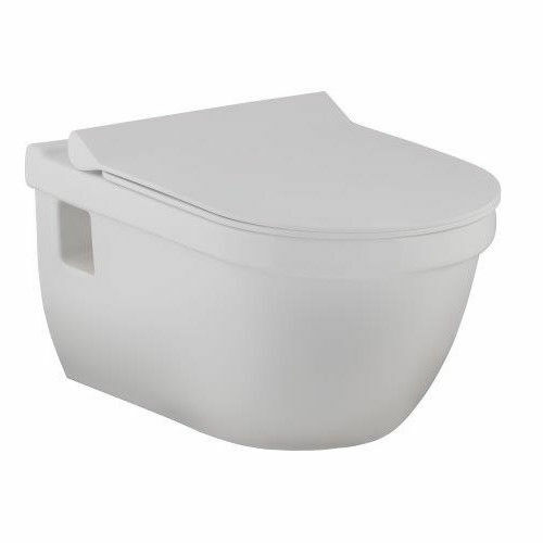 Picture of Energy B/E Wall Hung Pan With Soft Close Seat