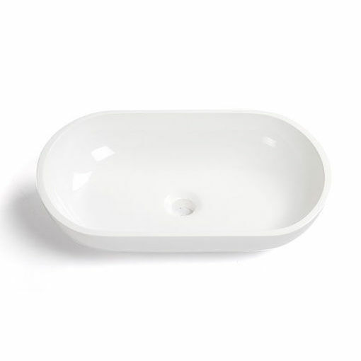 Picture of Florence Counter Top Basin 540 x 340 x 120