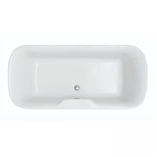 Picture of Flow Oval Bath (Only) 1700 x 800