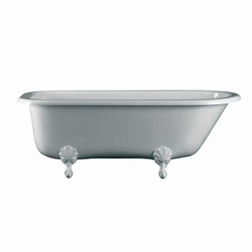Picture of Hampshire F/Stand Oval Bath With Q/Castfeet 1705 x 780