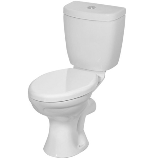 Picture of Hibiscus Elite Top Dual Flush C/C Suite (No Seat)