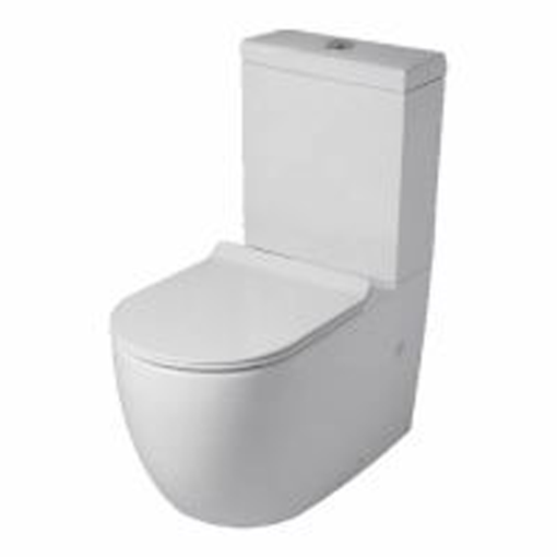Picture of INGENUE TOP DUAL FLUSH C/C SUITE WITH SEAT (BOXED)