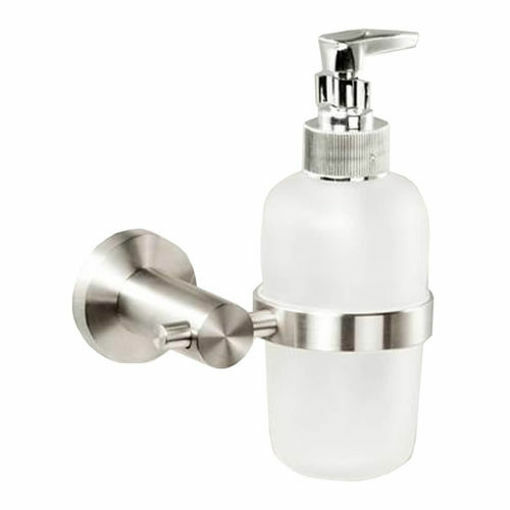 Picture of INOX S/S SOAP DISPENSER