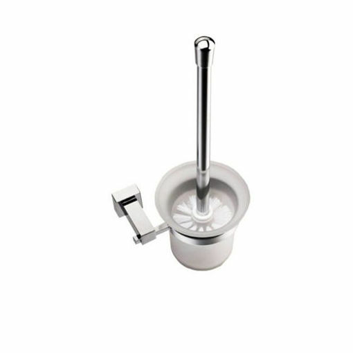 Picture of INTEGRITY TOILET BRUSH & HOLDER (BLK)