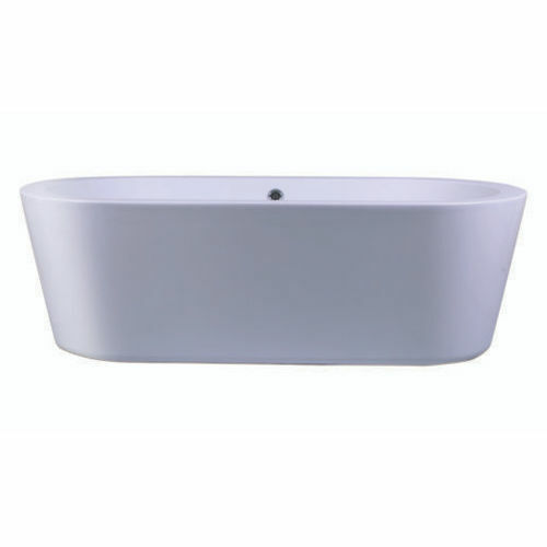 Picture of Kate Woburn F/Stand One Piece Bath 1665 x 760