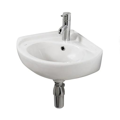 Picture of Kite Corner Wall Hung Basin