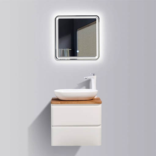 Picture of LAZIO SINGLE DRAWER TOP & BASIN 600 COMBO