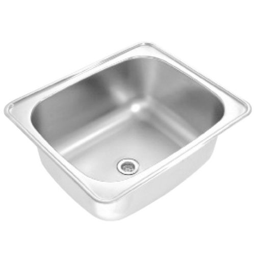 Picture of LUXTUB DLT INSET SINK 600 x 500 x 257