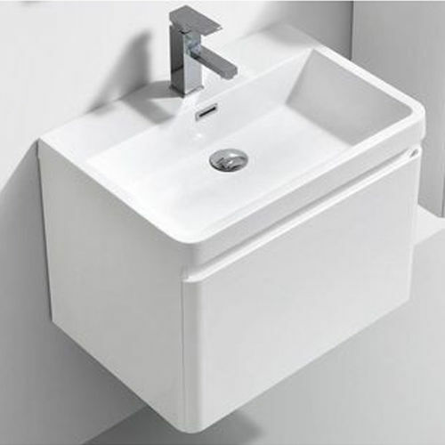 Picture of Milan 600 Single Drawer Vanity Combo