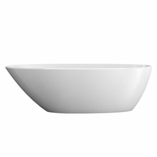 Picture of MOZZANO F/STAND OVAL BATH WH 1644 x 743
