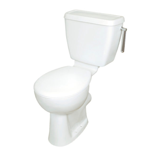 Picture of New Hamilton Cc Front Flush Suite With S/Close Seat
