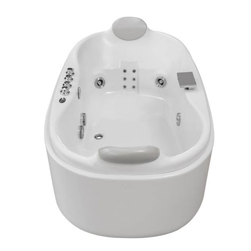Picture of Parisienne Deluxe Island Jet Bath