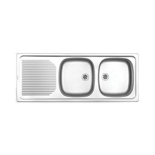 Picture of Projectline Pln 621 Dble Bowl 1160X460X140