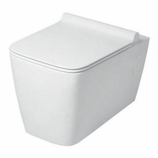 Picture of Refine B/E Wall Hung Pan With Soft Close Seat