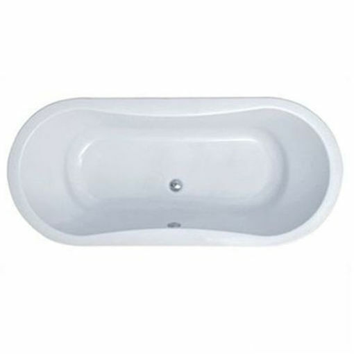 Picture of REFRESH OVAL BATH 1800 x 800