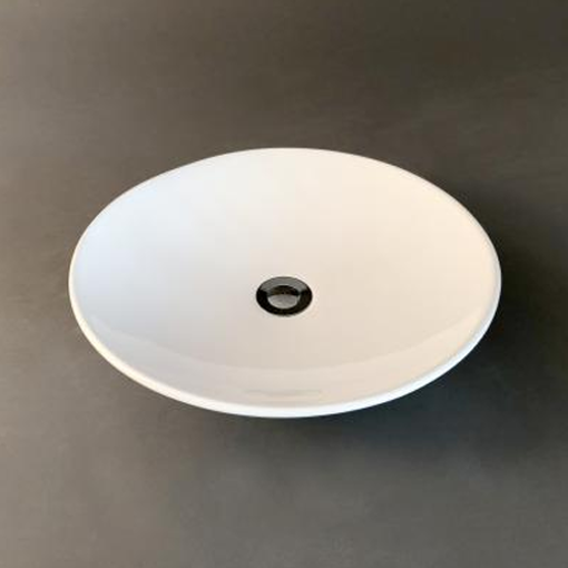Picture of ROSSCO JAPANESE WHITE COMPOSITE BASIN 430 MM