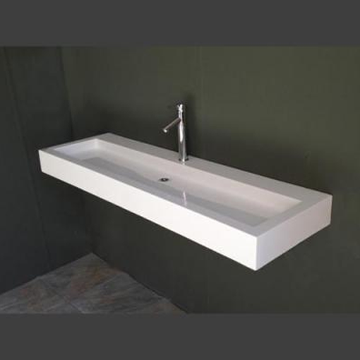 Picture of ROSSCO NAN COMPOSITE BASIN 1500 x 450 MM