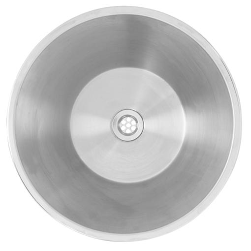 Picture of Round Econony Prep Bowl 450 x 150