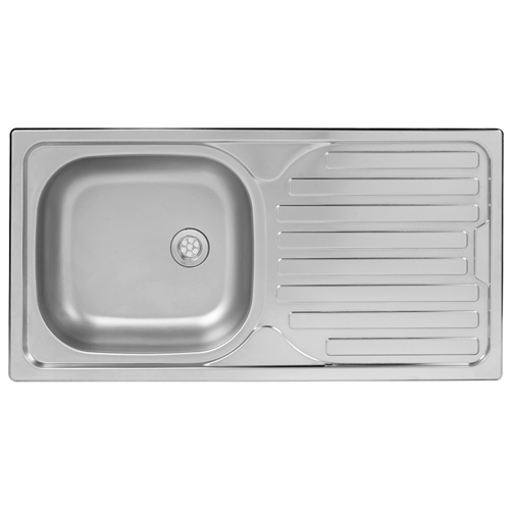 Picture of SEB DROP IN SINK 860 x 435 x 170