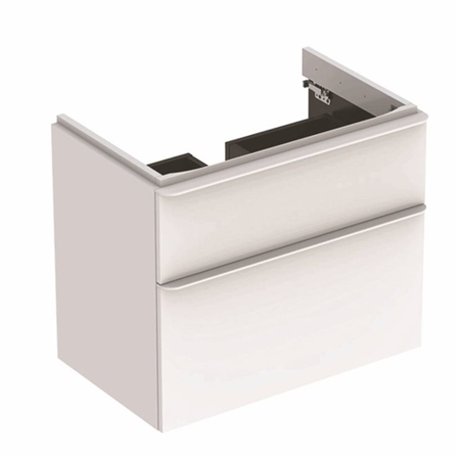 Picture of SMYLE SQ CABINET FOR HAND WASH BASIN 2 DRAWER 1184 x 470 x 617 (SAND)
