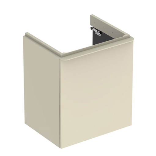 Picture of Smyle Square Cabinet 1 Door R/Hand (Sand Grey)