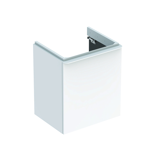 Picture of Smyle Square Cabinet 1 Door R/Hand (Wht)