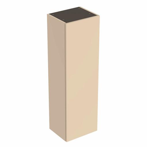 Picture of Smyle Square Med Side Cabinet 1 Door 360 x 118 x 299 (Sand)