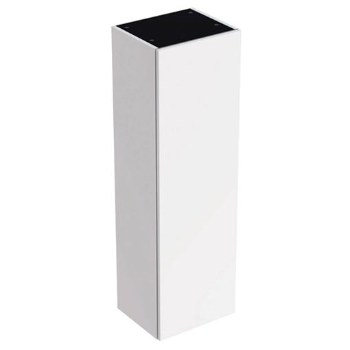 Picture of SMYLE SQUARE MED SIDE CABINET 1 DOOR 360 x 118 x 299 (WHT)