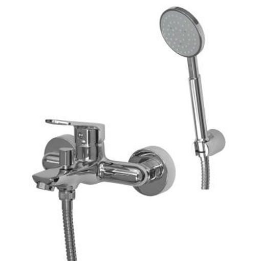 Picture of Spring Tide Bath Mixer Wall Type