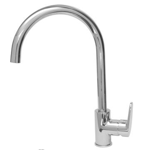 Picture of Spring Tide One Hole Sink Mixer W/ J-Spout