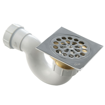 Picture of Square Hole Shower Trap (100 Mm)