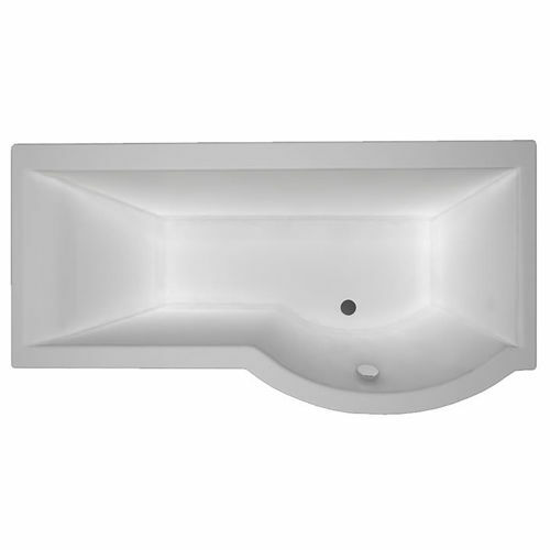 Picture of SYNERGY CURVE RECT C/W BATH 1700 x 750