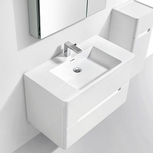 Picture of Venice 900 Cabinet & Vanity Combo