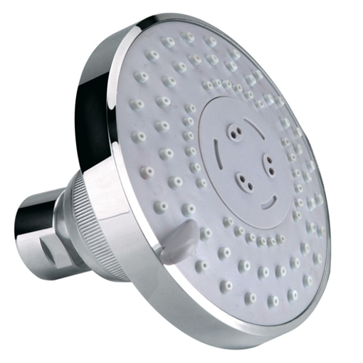 Picture of Water Saving 3-Function Shower Rose (Abs)
