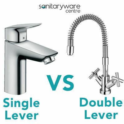 Single-Lever Mixers vs Double-Lever Mixers