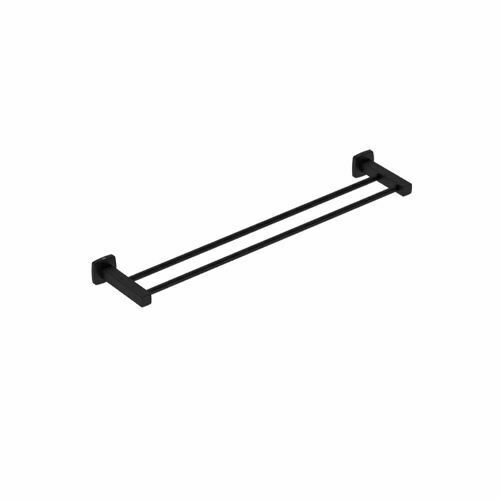 Picture of INTEGRITY DOUBLE TOWEL RAIL 650 MM (BLK)